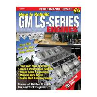 Engine Books - Chevrolet Engine Books - S-A Books - How To Rebuild GM LS Series Engines
