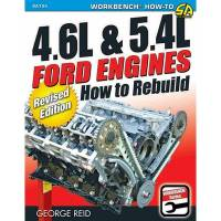 Engine Books - Ford Engine Books - S-A Design Books - How to Rebuild 4.6/5.4L Ford Engines Revised