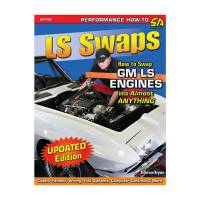 Engine Books - Chevrolet Engine Books - S-A Design Books - How to Swap LS Series Engines