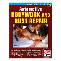 S-A Design Books - Automotive Bodywork and Rust Repair