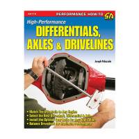 Books, Video & Software - Drivetrain Books - S-A Books - High Performance Differentials/ Axles and Drivelines