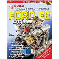 Engine Books - Ford Engine Books - S-A Design Books - How To Build Max Performance FE Motors