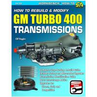 Books, Video & Software - Drivetrain Books - S-A Books - How to Rebuild GM Turbo 400 Transmissions