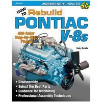 Books, Video & Software - Engine Books - S-A Design Books - How To Rebuild Pontiac V8 Engines