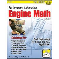 Books, Video & Software - Engine Books - S-A Books - Performance Automotive Engine Math