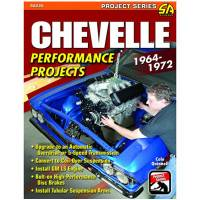 S-A Books - Chevelle Performance Projects:1964-1972