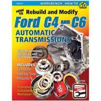 Books, Video & Software - Drivetrain Books - S-A Books - How to Rebuild & Modify Ford C4 & C6 Transmission
