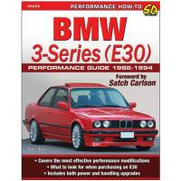 S-A Design Books - BMW 3 Series 82-94 Performance Guide Book