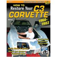 Books, Video & Software - How-To Books - S-A Books - How to Restore C3 Corvette 1968-1982