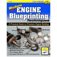 Books, Video & Software - Engine Books - S-A Design Books - Modern Engine Blueprinting Techniques