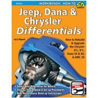 Books, Video & Software - Drivetrain Books - S-A Books - Jeep/Dana & Chrysler Differentials
