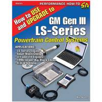 Books, Video & Software - Drivetrain Books - S-A Books - How to Use & Upgrade to GM LS Series Powertrain