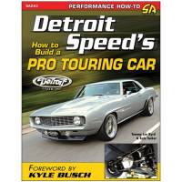 Books, Video & Software - How-To Books - S-A Books - Detroit Speed How To Build A Pro Touring Car