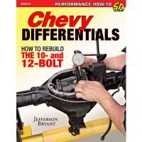 Books, Video & Software - Drivetrain Books - S-A Books - GM Differentials How To Rebuild The 10 & 12 Bolt