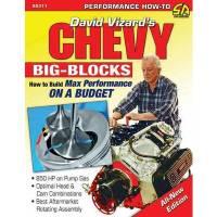 Engine Books - Chevrolet Engine Books - S-A Design Books - Max Performance Chevy Big Blocks On A Budget