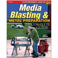 Books, Video & Software - Body & Paint Books - S-A Books - Media Blasting & Metal Preparation