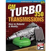 Books, Video & Software - Drivetrain Books - S-A Books - GM Turbo 350 Transmission How To Rebuild and Modify