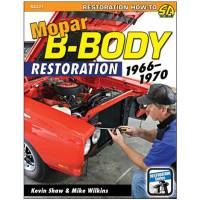 Books, Video & Software - Entertainment Books - S-A Books - 66-70 Mopar B-Body Restoration