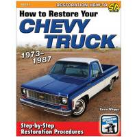 Books, Video & Software - How-To Books - S-A Books - How To Restore 1973-87 Chevy Truck