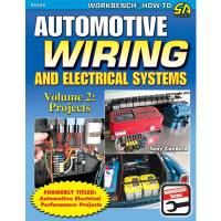 S-A Design Books - Automotive Wiring and Electrical Systems Vol 2