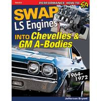 Engine Books - Chevrolet Engine Books - S-A Design Books - LS Engine in Chevelles and GM A-Bodies