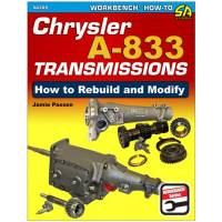 Books, Video & Software - Drivetrain Books - S-A Books - How To Build & Modify Chrysler A-833 Transmissions
