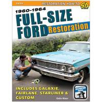 Books, Video & Software - Entertainment Books - S-A Books - 1960-64 Ford Full Size Car Restoration