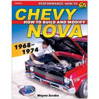 Books, Video & Software - How-To Books - S-A Books - How to Build & Modify Chevy Nova