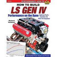 Engine Books - Chevrolet Engine Books - S-A Books - How To Build LS Gen IV Performance Engines