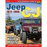 Books, Video & Software - How-To Books - S-A Books - Jeep CJ 1972-1986: How to Build and Modify