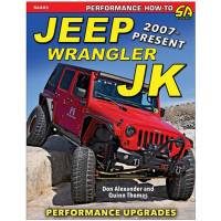 Books, Video & Software - How-To Books - S-A Books - Performance Upgrades 07- Jeep Wrangler JK