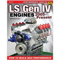 S-A Books - Build Max Performance 05- LS Engines Gen IV