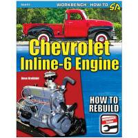 Books, Video & Software - Entertainment Books - S-A Books - 1929-62 Chevy Inline 6 Engine