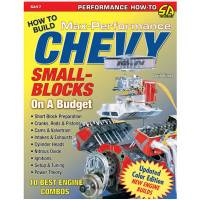 Engine Books - Chevrolet Engine Books - S-A Design Books - Chevy Small Block Max Performance