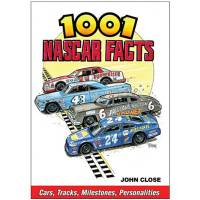 Books, Video & Software - Entertainment Books - S-A Books - 1001 NASCAR Facts