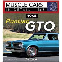 S-A Design Books - Cars In Detail 1964 GTO