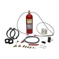 Firebottle Safety Systems - Firebottle System 10 lb. Automatic & Manual FE-36