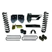 "Suspension Components - Skyjacker - Skyjacker 17- Ford F250 Diesel 4"" Suspension Lift Kit"