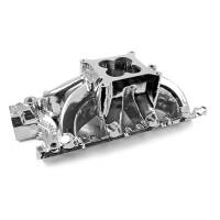 Air & Fuel System - Speedmaster - Speedmaster SB Ford 289/302 Parker Style Intake Manifold Polished