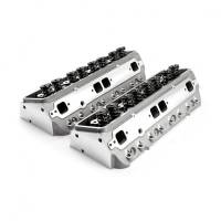 Engine Components - Speedmaster - Speedmaster SB Chevy Aluminum Cylinder Heads 190cc 2.020/1.600 64cc