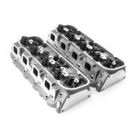Engine Components - Speedmaster - Speedmaster BB Chevy Aluminum Cylinder Heads 320cc 2.250/1.880 119cc