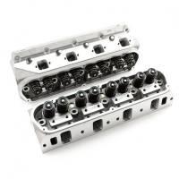 Engine Components - Speedmaster - Speedmaster SB Ford Aluminum Cylinder Heads 190cc 2.020/1.600 62cc