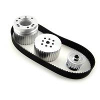 Engine Components - Speedmaster - Speedmaster Gilmer Belt Drive Kit SB Ford Windsor