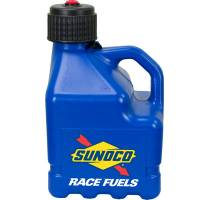 Tools & Pit Equipment - Sunoco Race Jugs - Sunoco 3 Gallon Utility Jug - Blue