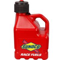 Tools & Pit Equipment - Sunoco Race Jugs - Sunoco 3 Gallon Utility Jug - Red