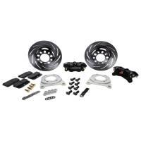 "Rear Brake Kits - Drag - Strange Pro Series Rear Disc Brake Kits - Strange Engineering - Strange Rear Brake Kit -Big Ford w/2.5"" Offset Soft Pads"