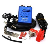 Turbocharger Parts & Components - Turbocharger Boost Controllers - Turbosmart - Turbosmart Dual Stage V2 Boost Controller Blue
