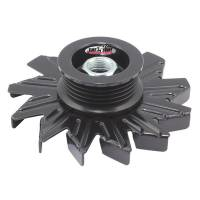 Alternator Parts & Accessories - Alternator Fans - Tuff Stuff Performance - Tuff Stuff Performance Alternator Stealth Black Fan and Pulley Combo