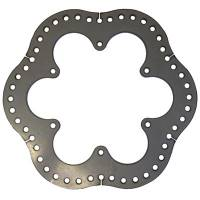Brake System - Ti22 Performance - Ti22 600 Rear Brake Rotor Steel 9.25x.25 6-Bolt