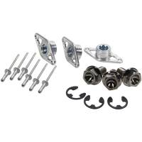 Beadlock Kits and Components - Bead Lock Bolts - Ti22 Performance - Ti22 Wheel Cover Retaining Bolt Kit Titanium